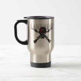 Landmin travel mug