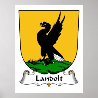 Landolt Family Crest Print