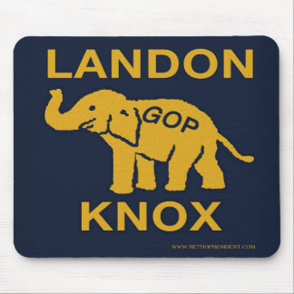 Landon - Customized Mouse Pad