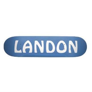 LANDON SKATEBOARD DECK
