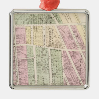 Landowners, store building maps ornament