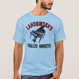 Landowska's Pedalled Monster T-Shirt