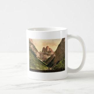 Landro, the Three Spires (i.e., Drei Zinnen), Tyro Coffee Mugs