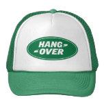 landrover.hang.over trucker hat