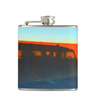 Landrover Hipflask 1 Hip Flask