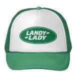 landrover.landy.lady trucker hat