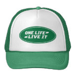 landrover.one.life mesh hats