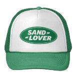 landrover.sand.lover trucker hat