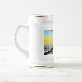 Land's End 2 Beer Stein