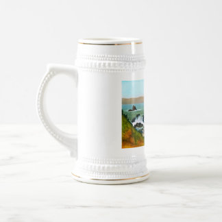 Land's End Beer Stein