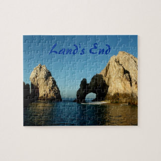 Land's End - Cabo San Lucas, Mexico Jigsaw Puzzle