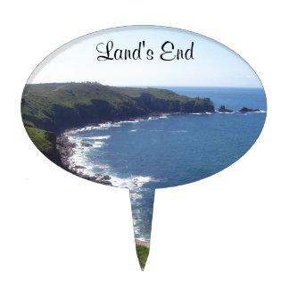 Land's End Cake Pick