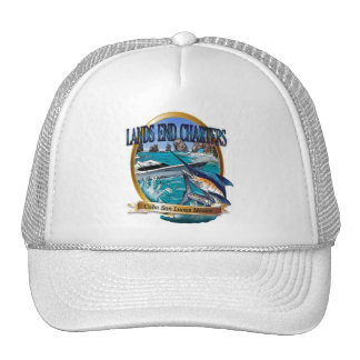 Lands End Charters Hat