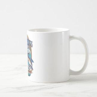 Lands End Charters Mug