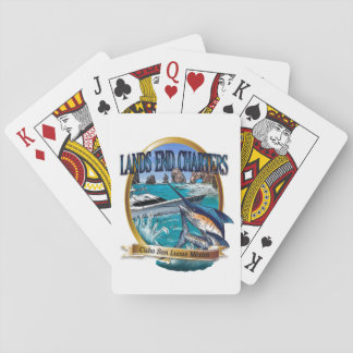 lands end charters playing cards