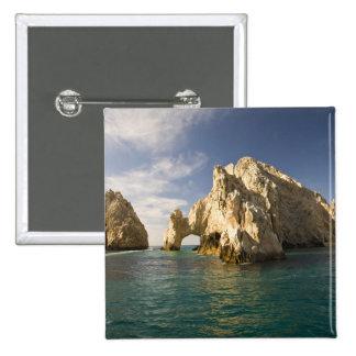 Land's End, el arco cerca de Cabo San Lucas, Baja Pin Cuadrado