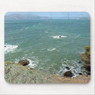 Lands End - San Francisco, California Mouse Pad