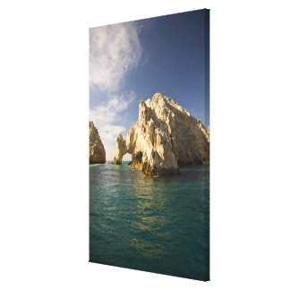 Land's End, The Arch near Cabo San Lucas, Baja Gallery Wrapped Canvas