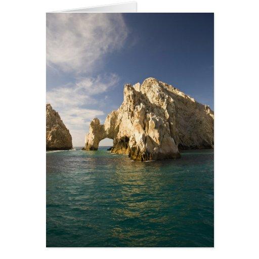 Land's End, The Arch near Cabo San Lucas, Baja Card