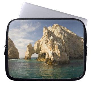 Land's End, The Arch near Cabo San Lucas, Baja Computer Sleeve