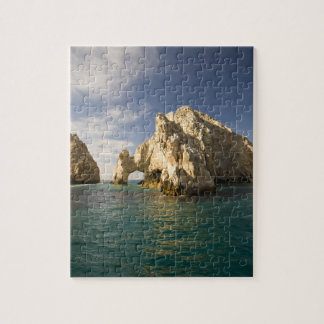 Land's End, The Arch near Cabo San Lucas, Baja Jigsaw Puzzle