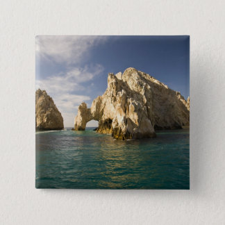Land's End, The Arch near Cabo San Lucas, Baja Pinback Button