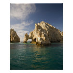 Land's End, The Arch near Cabo San Lucas, Baja Poster
