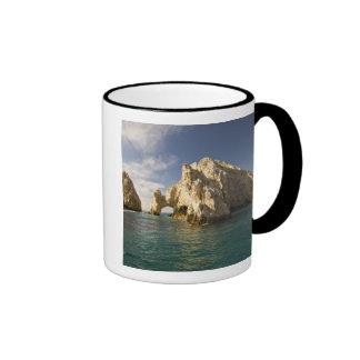 Land's End, The Arch near Cabo San Lucas, Baja Ringer Mug