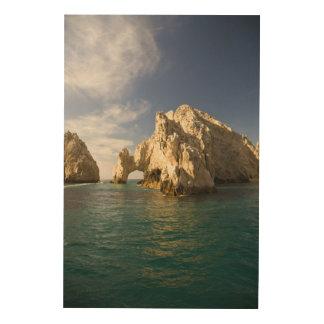 Land's End, The Arch near Cabo San Lucas, Baja Wood Wall Decor
