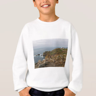 Land's End The most western point of UK Sweatshirt