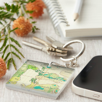 Lands of Omorbia Book I Keychain