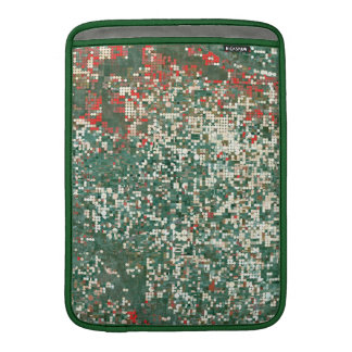 Landsat 7 Garden City Kansas MacBook Sleeves