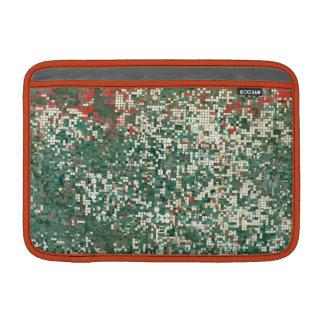 Landsat 7 Garden City Kansas MacBook Sleeve
