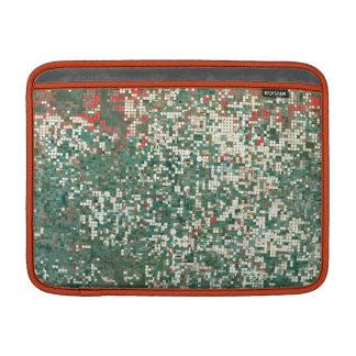 Landsat 7 Garden City Kansas Sleeves For MacBook Air