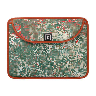 Landsat 7 Garden City Kansas MacBook Pro Sleeves