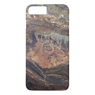 Landsat 7 Gosses Bluff iPhone 7 Plus Case