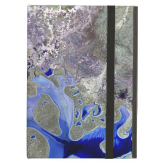 Landsat 7 Lake Carnegie iPad Air Covers