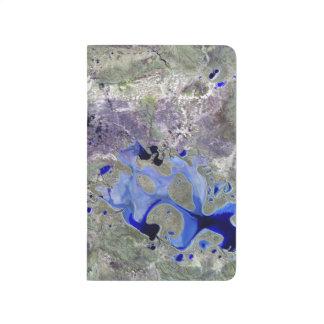 Landsat 7 Lake Carnegie Journals