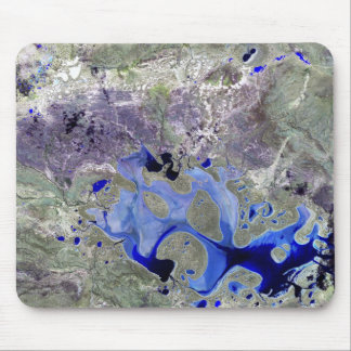 Landsat 7 Lake Carnegie Mousepads