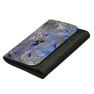 Landsat 7 Lake Carnegie Wallets