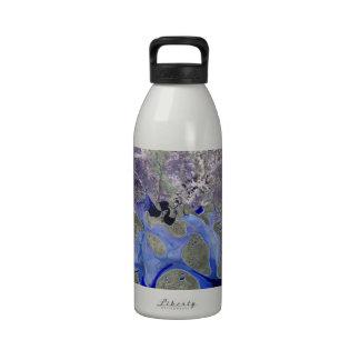 Landsat 7 Lake Carnegie Water Bottles