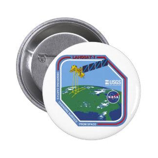 Landsat 7  Program Logo Button