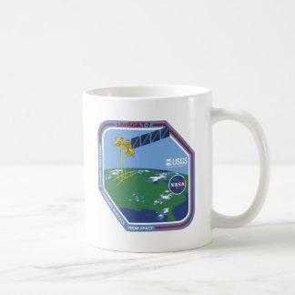 Landsat 7  Program Logo Coffee Mug