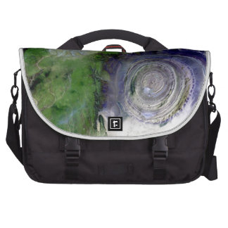 Landsat 7 Richat Structure Bag For Laptop