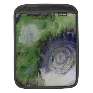 Landsat 7 Richat Structure Sleeves For iPads