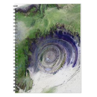 Landsat 7 Richat Structure Notebook
