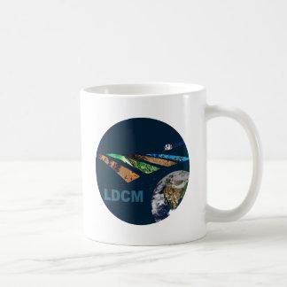 Landsat Data Continuity Mission Program Logo Coffee Mug