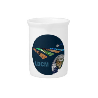 Landsat Data Continuity Mission Program Logo Pitcher