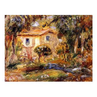 Landscape1 by Pierre Renoir Postcard