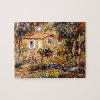 Landscape1 by Pierre Renoir Puzzles